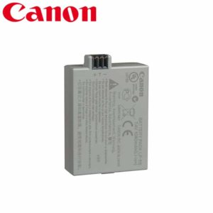 canon battery lp e5