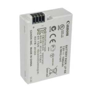 CANON Battery LP-E8