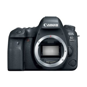 canon 6d mark ii body only