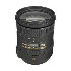 18-200 mm nikon lens