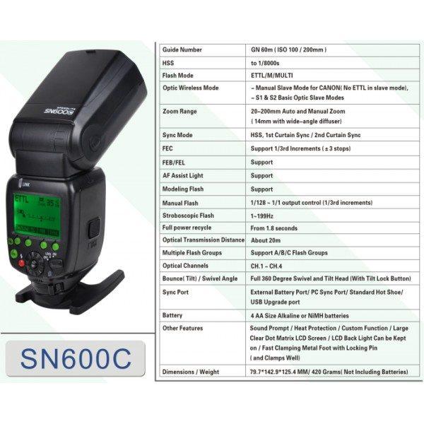 shanny flash gun sn600c price in lahore