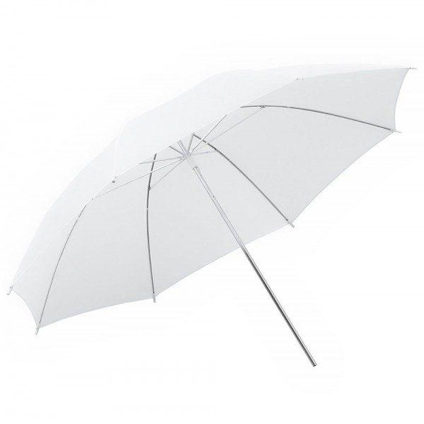 white umbrella photography