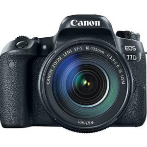 canon eos 77d price