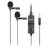 boya by m1dm dual lavalier microphone price