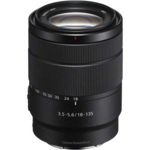 sony e 18-135mm lens