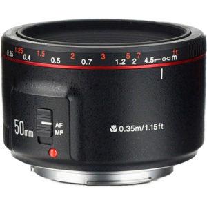 yongnuo 50mm specs