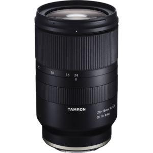 tamron 28-75mm f/2.8 sony