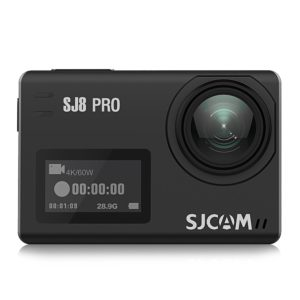 sjcam sj8 pro native 4k action camera