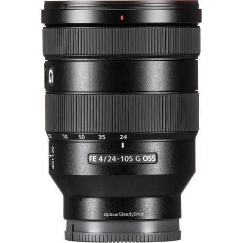 FE 24-105mm F4 G OSS Lens